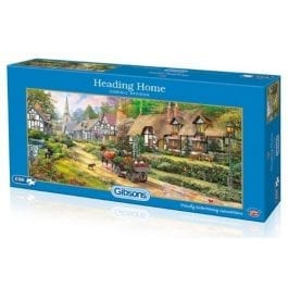 Gibsons Jigsaw Heading Home 636 Piece Puzzle