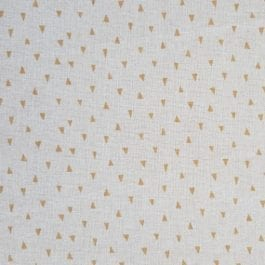 Nutex Printed Cotton Tone on Tones 44″/112cm Col 103 Natural