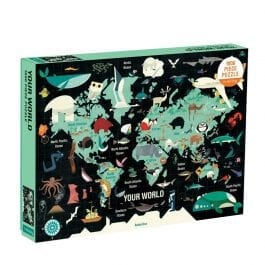Your World Family 1000 Piece Puzzle