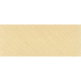 Sew Cool Poly Cotton Bias Binding Folded 25mm Natural