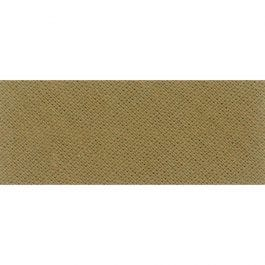 Sew Cool Poly Cotton Bias Binding Folded 30mm Golden Brown