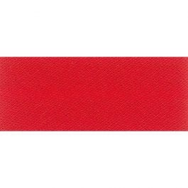 Sew Cool Poly Cotton Bias Binding Folded 25mm Red