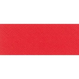 Sew Cool Poly Cotton Bias Binding Folded 25mm Red 2