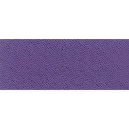 Sew Cool Poly Cotton Bias Binding Folded 25mm Violet