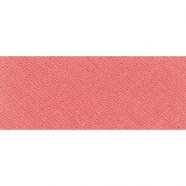 Sew Cool Poly Cotton Bias Binding Folded 18mm New Pink