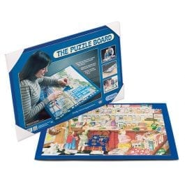 Gibsons Puzzle Board