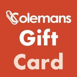 Colemans Gift Card
