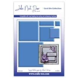 John Next Door Card Die Collection Southey Squares