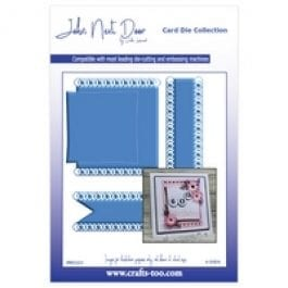 John Next Door Card Die Collection Firth Park Tags