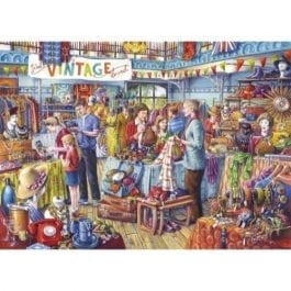 Gibsons Jigsaw Nearly New 1000 Piece Puzzle