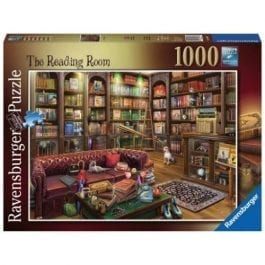 Ravensburger The Reading Room 1000 Piece Puzzle