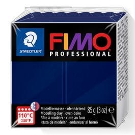Fimo Professional 85g Navy Blue