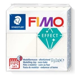 Fimo Effect 57g Metallic Mother Of Pearl