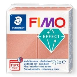 Fimo Effect 57g Pearl Rose