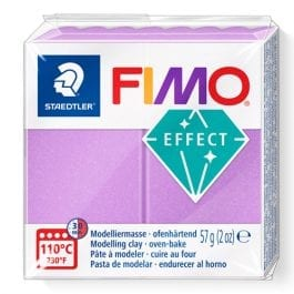 Fimo Effect 57g Pearl Lilac