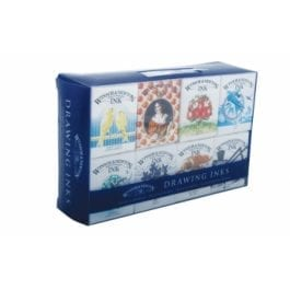 W&N Drawing Ink Henry Collection Pack