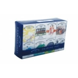 W&N Drawing Ink William Collection Pack