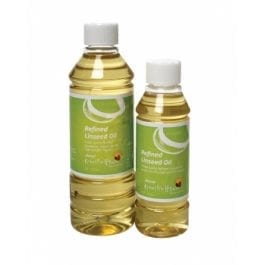 Creative House Artists' Refined Linseed Oil 250ml