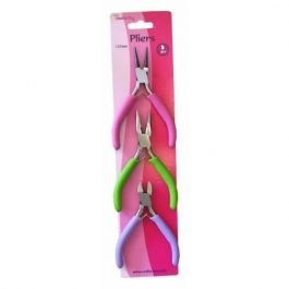 Crafts Too Pliers 125mm Set of 3