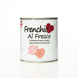 Frenchic Limited Edition Al Fresco Paint 500ml Just Peachy