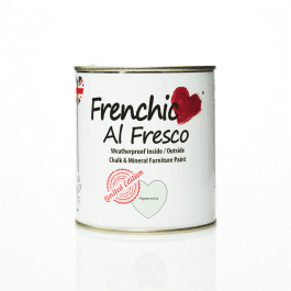 Frenchic Limited Edition Al Fresco Paint 500ml Peppermint
