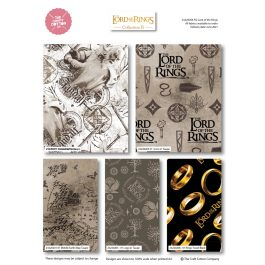 Craft Cotton Company Fat Quarter Pack The Lord of The Rings Pk 5